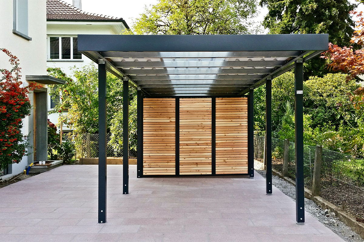 carports metall uninorm technic ag