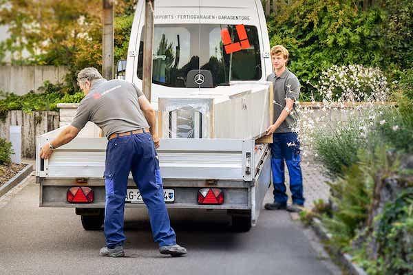 Garagen-Service