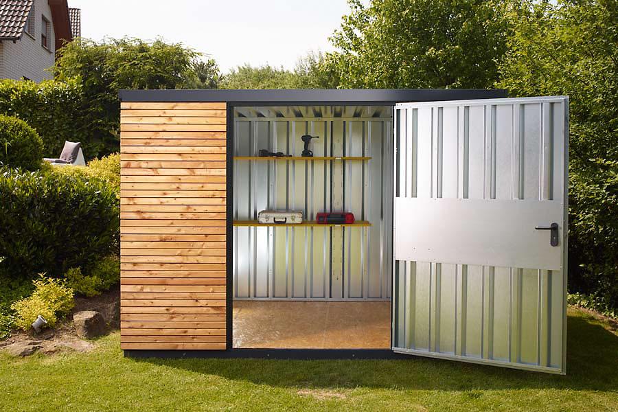 Gardenbox von Uninorm offen