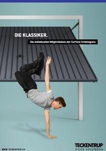 Teckentrup Schwingtore Katalog