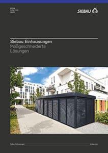 Siebau Einhausungen Katalog