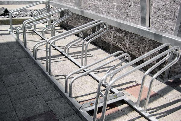 Fahrradständer Metall