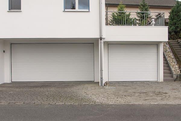 Garages en pente et souterrains