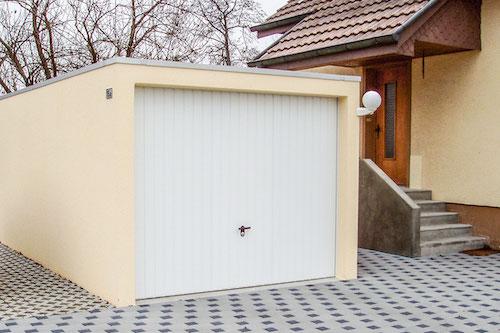 Garages individuel