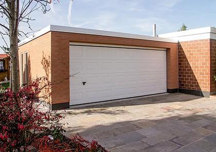 Garages de grandes dimensions