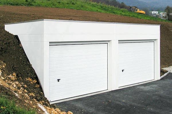 Garages souterrains