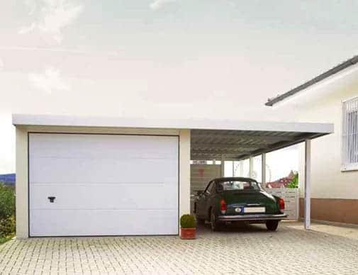 Association de garages Carport