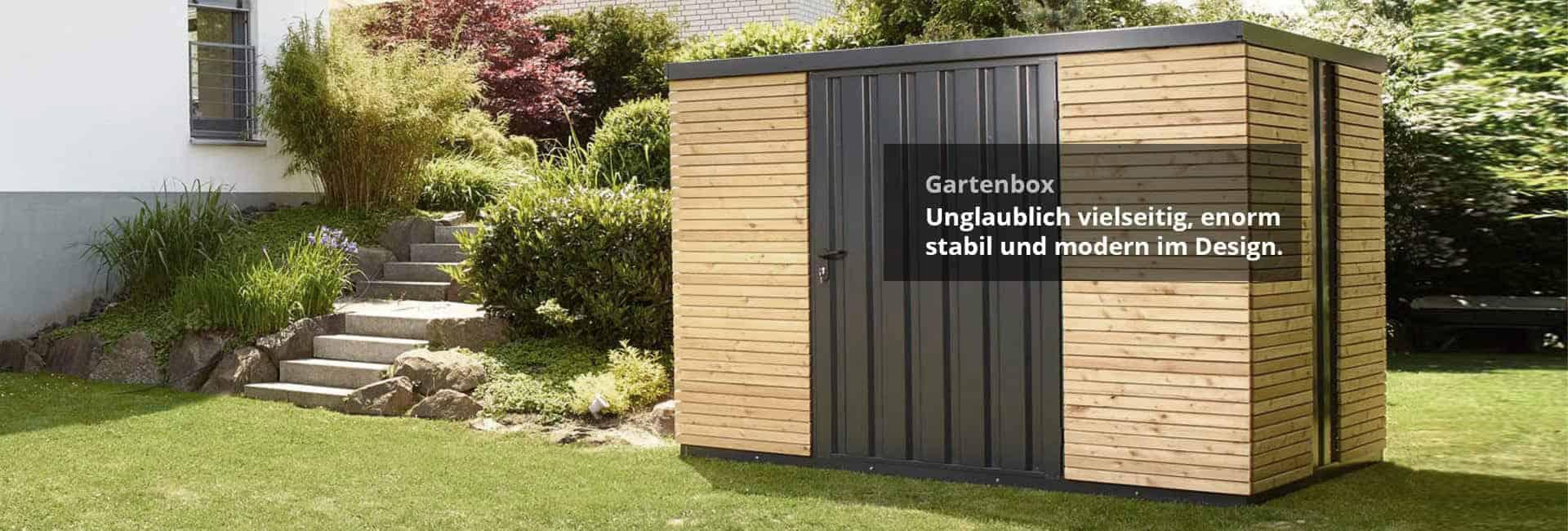 Gartenbox Uninorm